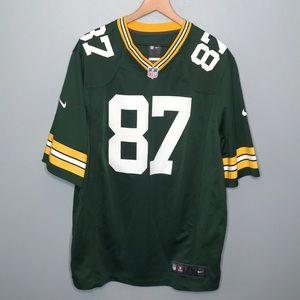 Nike On Field Packers Jordie Nelson jersey XL